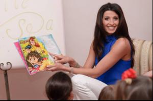 Jaclyn Stapp Wacky Jacky Children's Book Reading