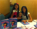 Jaclyn Stapp Wacky Jacky Book Cover Signing